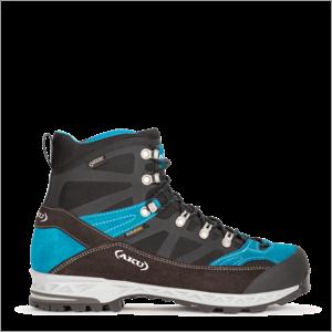 Pánske topánky AKU 844 Trekker Pro gtx čierno/modré 9,5 UK