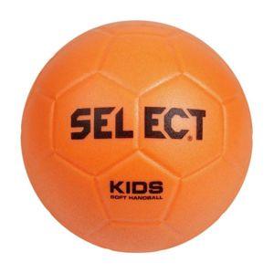 Hádzanárska lopta Select HB Soft Kids oranžová