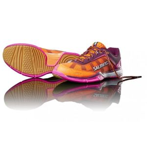Topánky Salming Viper 4 Women Purple / Orange 4,5 UK