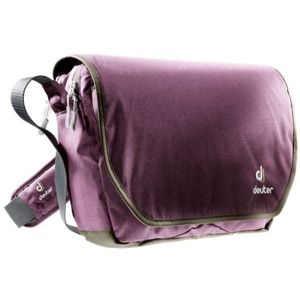 Taška Deuter Carry out aubergine-brown