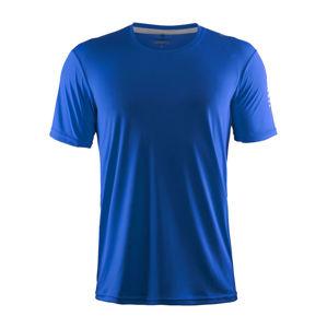 Tričko CRAFT Mind SS 1903949-1336 - modrá S