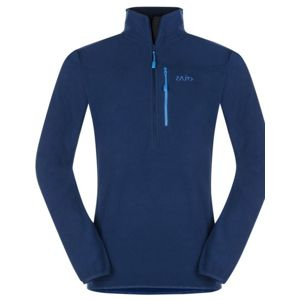 Pánsky fleece rolák Zajo Raven Pull estate Blue XXL