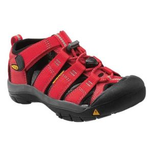 Sandále Keen Newport H2 Jr, ribbon red / gargoyle 1 US