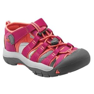 Sandále Keen NEWPORT H2 JR, very berry / fusion coral 5 US
