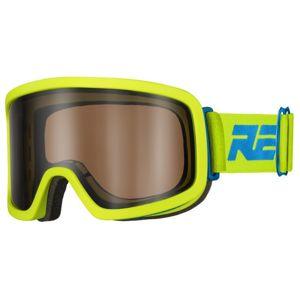 Lyžiarske okuliare Relax Plane HTG05A žltá