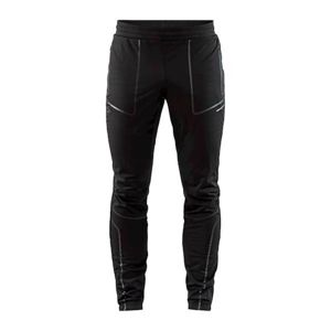 Nohavice CRAFT Sharp Pants 1906497-999000 - čierna XXL