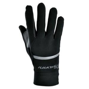Unisex rukavice Silvini Isonzo UA905 black-white XL