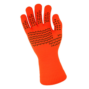 Rukavice DexShell ThermFit Neo Glove Blaze orange S