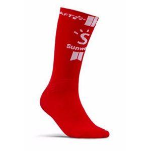 Ponožky CRAFT Sunweb Bike 1908215-900426 43-45