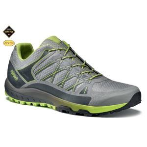 Topánky Asolo Grid GV ML grey lime/A854 6,5 UK