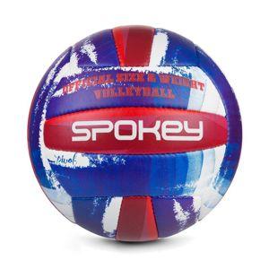 Spokey PIVOT volejbalový lopta modro-červený veľ. 5