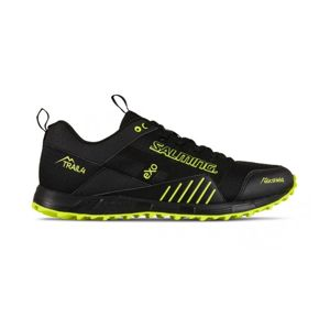 Topánky Salming Trail T4 Men Black / Safety Yellow 9 UK