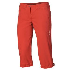 Nohavice Direct Alpine Cortina 3/4 Lady red S