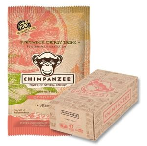 CHIMPANZEE BOX Gunpowder ENERGY drink grapefruit (30g) 20ks