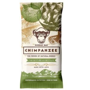 CHIMPANZEE BOX ENERGY BAR Raisin - Walnut 20ks