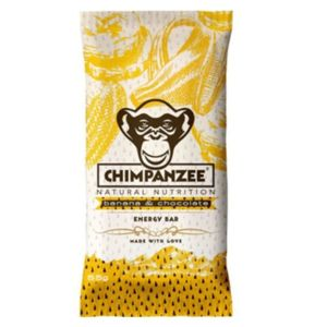 CHIMPANZEE BOX ENERGY BAR Banana Chocolate 20ks
