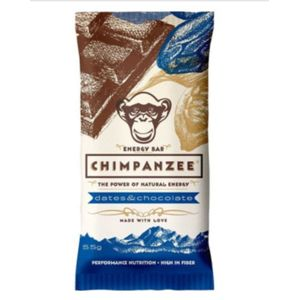 CHIMPANZEE BOX ENERGY BAR Dates - Chocolate 20ks