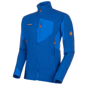 Pánska mikina Mammut Eiswand Guide ML Jacket Men ice (1014-01450) M