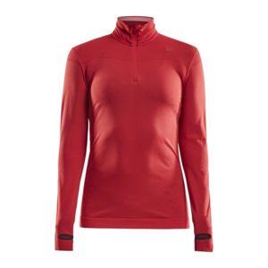 Tričko CRAFT Fuseknit Comfort Z 1906594-481000 červená L