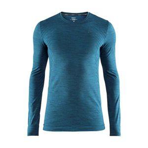 Tričko CRAFT Fuseknit Comfort L 1906600-B360000 modrá XL