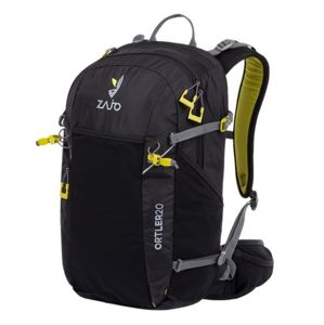 Batoh Zajo Ortler 20 Black Backpack
