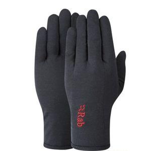 Rukavice Rab Merino+ 160 Glove ebony M