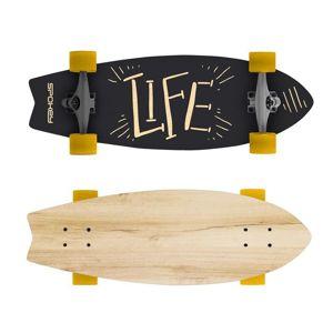 Longboard Spokey LIFE 67,5 x 25,5 cm ABEC7