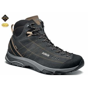 Topánky ASOLO nucleon Mid GV MM graphite brown A921 10 UK