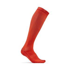 Podkolienky CRAFT Body Control 1904087-433430 oranžová s červenou 41-44