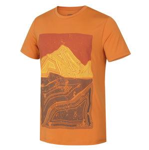 Pánske triko Husky Tash M hr. oranžová XXL