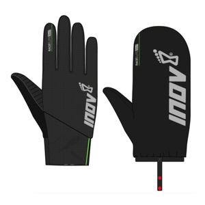 INOV-8 RACE ELITE 3in1 GLOVE 000845-BK-01 - čierna S