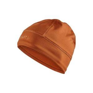 Čiapka CRAFT CORE Essence Ther 1909932-699000 - oranžová S-M