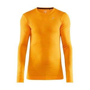 Tričko CRAFT Fuseknit Comfort L 1906600-B560000 - žltá S