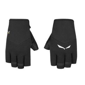 bezprsté rukavice VIA FERRATA LEATHER GLOVES