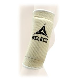Bandáž na lakeť Select Elbow support w / felt béžová