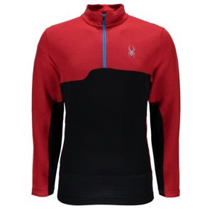 Rolák Spyder Pinnacle Merino Half Zips T-Neck 417063-600 M