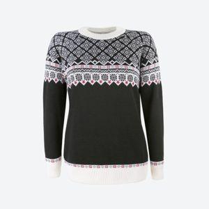 Pletený Merino sveter Kama 5025 110 L