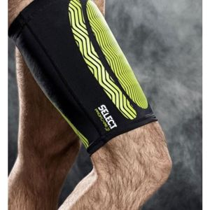 Kompresný bandáž stehná Select Compression thigh support čierna