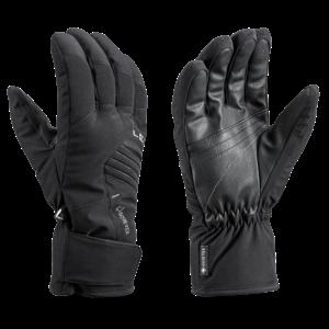 Lyžiarske rukavice LEKI spox GTX black 9