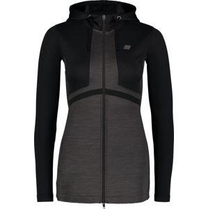 Dámsky mikinový kabát NORDBLANC Sturdy NBSLS6714_GRM 34