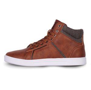 Pánske kožené topánky NORDBLANC Gaze NBHC6875 HCE 41