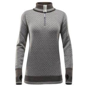 Sveter Devold Slogen sweater zips neck 750-415 701 XS