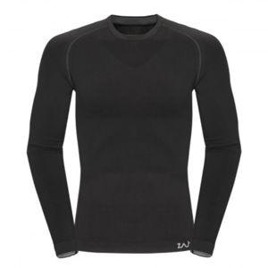 Tričko Zajo Contour M T-shirt LS Black XL