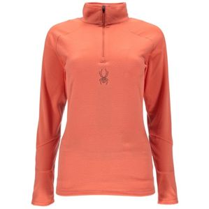 Rolák Spyder Women's Shimmer Bug Velour Fleece T-Neck 868087-635 S