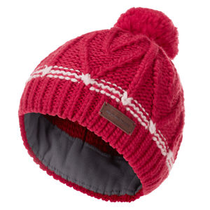 Čiapka Mammut Sally Beanie dragon fruit 3547 (1191-00430)