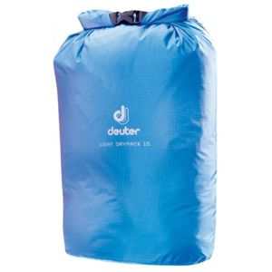 Vodotesný vak Deuter Light Drypack 15 coolblue (39272)