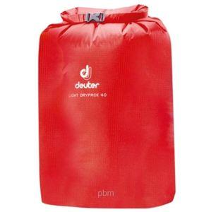 Vodotesný vak Deuter Light Drypack 40 fire (39292)