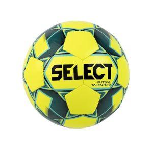 futsalový lopta Select FB Futsal talento 9 žlto zelená