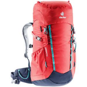 Batoh Deuter Climber (3613520) chili-navy