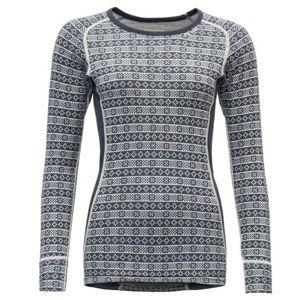 Dámske triko Devold Alnes woman shirt GO 282 226 A 287A S